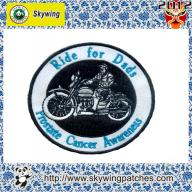 embroidery motorcycle patches