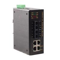Din-rail Mounted Ring-redundancy Industrial Ethernet Switch(MIEN3208-S4/P4)