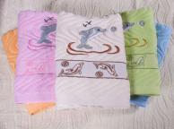 Velvet Reactuve Printed Cotton Face Towel