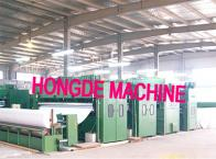 Thermo Bonded wadding Nonwoven Machine