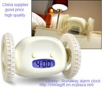 Clocky - runaway alarm clock