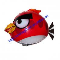 2-Channel Air Swimming RC Fun Inflatable Floating Flying Angry Birds
