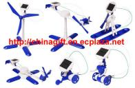 New Style 6 in 1 Solar Toy Kit