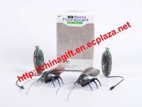 Remote Control Fluorescent Beetle