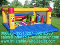boxing ring inflatable bouncer