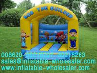 Bob the builder inflatable jumper