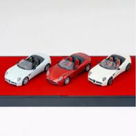 1:43 Alfa Romeo die cast car - original model manufacturer