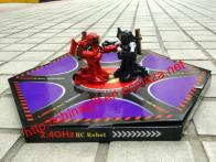 2.4G Remote Fighting Sparring Battle RC Robots