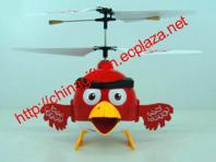 3.5 channels R/C Angry Bird with GYRO