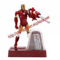 11.5CM Solar Iron Man Figures