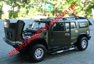 1:14 Authorized 4 Channel Metal RC Hummer