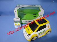 1:18 Radio Remote Control Solar Car
