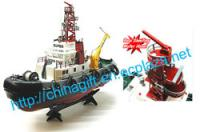 RTR Seaport Tug Boat RC Work Boat 1/10th Scale