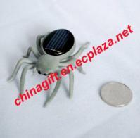 Solar Frightened Spider