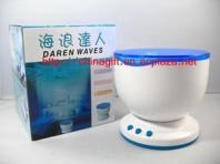Daren waves