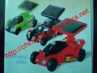 Solar Force Mini Solar Car