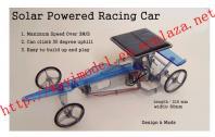 Pioneer Solar Powered Racing Car
