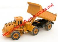 RC Dump Truck Construction Vehicle