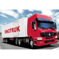 sinotruk howo 40 tons tractor truck