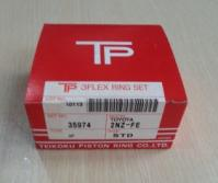 piston ring Toyota 2NZ-FE