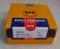 piston ring Toyota 4Y