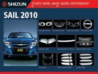 2010 Chevrolet Sail Parts Accessories China Wholesaler