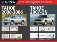 2000-2013 Chevrolet Tahoe Accessories Chevy Tahoe Parts