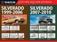 1999-2010 Chevy Silverado Truck Accessories Chevrolet Silverado Parts