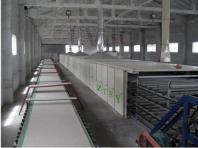 PVC gypsum ceiling board production line