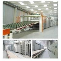production machines for gypsum board