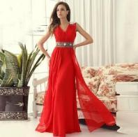 2013 Red Wedding Dress Wholesale