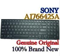 New Genuin SONY VAIO VGN-EB US Keyboard A1766425A Black