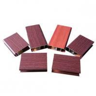 Wood Grain Aluminium Profile