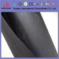 double textured HDPE geomembrane