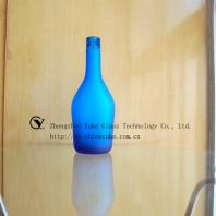 glass bottle etching powder