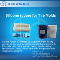 Silicone Rubber For Tyre Molding