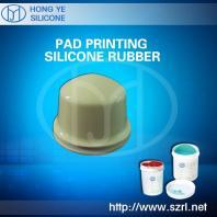 Pad Printing Liquid Silicone Rubber