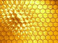 pc honeycomb core for decoration from china