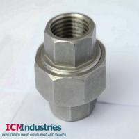 ISO4144 Standard 150lb stainless steel union