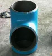 High pressure tee pipe fittings supplier
