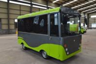 AWF-08Electric Food Vending Bus