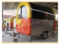 AWF-05Mobile Food Trailer