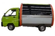 AWF-12Electric Mobile Food Truck