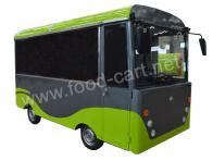 AWF-09 Electric Food Vending Bus