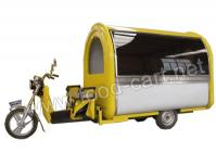 AWF-07Mobile Tricycle Food Cart