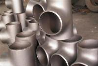Seamless reducing tee pipe fittings exporter