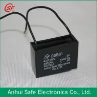 ac motor capacitor for table fan use