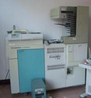 Minilab machine
