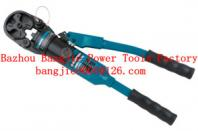 Hydraulic crimping tool Safety system inside KDG-150