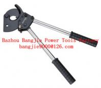 Ratchet cable cutter TCR-40